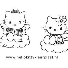 kleurplaat-little-kitty-en-dear-daniel-zijn-verkleed-als-engel