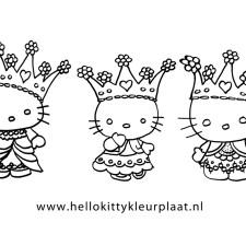 kleurplaat-prinsessen
