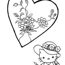 bloemen-kleurplaat-hart-img